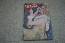 VICTORY SERVICE COPY  INDIA COMMAND WEEKLY MAGAZINE FEBRUARY 12, 1944