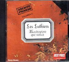 Les Luthiers – Mastropiero Que Nunca (Vol. II)  CD Album 1997