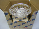 Princess House Highlights Lead Crystal 3 Way Candle Holders #845 MIB