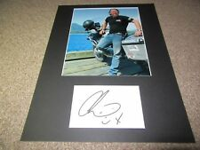 More details for charley boorman autograph - signed card - long way round