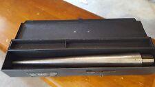 K.O. Knockout Mandrel machinist Tool  Model # M101 / 16 3/4 x 1 9/16 OAL w/ case