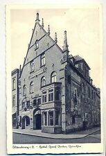 H 73 - Oldenburg Hotel Graf Anton Guenther