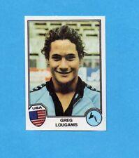 SPORT SUPERSTARS/EURO FOOTBALL 82-PANINI-Figurina n.312- LOUGANIS - USA -Rec