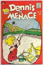 Dennis The Menace #35 Fine+/Very Fine (7.0) 1959