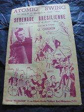 Partition Atomic Swing Georgin Luss Serenade Brésilienne G Guérin