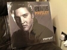 ELVIS PRESLEY . LONG LIVE THE KING 16 CLASSIC HITS . NEW . SEALED L.P. HOUND DOG