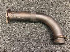 637-11 Mooney M20C Lyco O-360-A1D Exhaust Riser RH Aft # 3 Cylinder