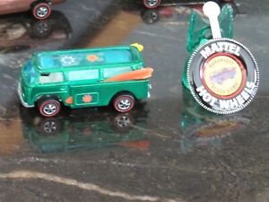 RedLine 1969 Green Beach bomber With White int- and Original Badge
