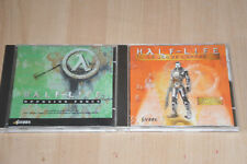 lot 2 jeux PC : Half Life / Opposing Force et Edition collector