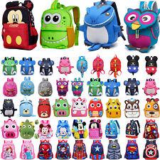 Kinder Baby Cartoon Rucksack Kindergarten Schultasche Backpack Schultertasche DE