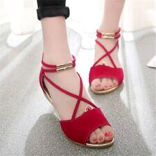 Shoes lujo zapatos sandala sandalias para mujer primavera verano casual de moda