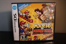 Nintendo DS Mario VS Donkey Kong Mini-Land Mayhem! Complete Video Game