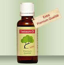 Teebaumöl 100 ml in Premium Qualität durch 2-fache Destillation (Australien)