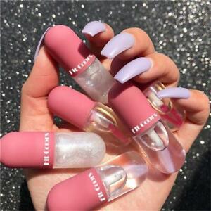 Plumping Moisturizing Color-changing Oil Lip Plumper Lip Gloss Liquid Lipstick