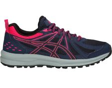 ASICS FREQUENT TRAIL Wide Women's Running Shoes Outdoor (D) 111830307-400