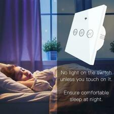 WiFi Smart Curtain Switch Electric Motorized Curtain Blind Roller Shutter Panel