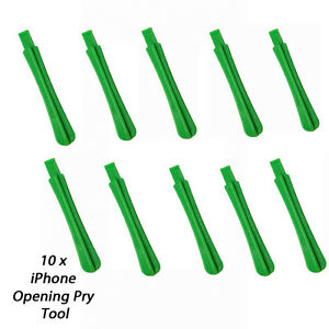 10 x Mobile Phone Opening Pry Tool For iPhone Samsung Nokia HTC