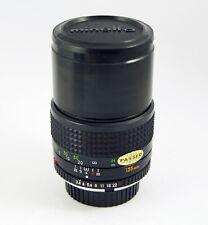 Minolta MC Tele Rokkor-PF 135mm f/2.8 Lens with Minolta MD Mount