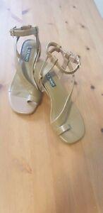 NEW Senso leather heels size 38 au 7