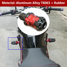CNC Alloy Motorcycle Frame Slider Anti Crash Engine Protection Accessories kit