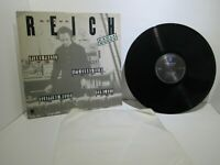 Steve Reich: Early Works US 1987 Elektra Nonesuch 9 79169-1 LP Grade: VG