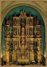 Cpsm / Cpm Collioure - l'église maître autel le rétable wn0634