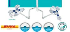 Hospital OT LED Surgical Lights For Major Surgical Surgery Operation 4X3 Dome