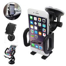 car Disc Windshield Mobile Phone Holder holder Samsung For Apple