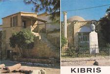 CYPRUS POSTCARD FAMAGUSTA NAMIK KEMAL OLD CITY EARLY TURKISH EDITION C 1975