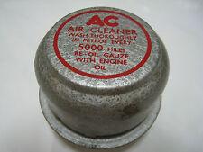 NOS AC  AIR CLEANER # 62987-7- LAND ROVER SERIES