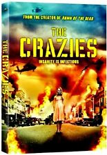 NEW DVD // The Crazies  // Radha Mitchell,Timothy Olyphant,Danielle Panabaker