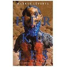 Markus Lüpertz: Hercules: Bozzetti for a Monument in the Ruhr region by Stecker