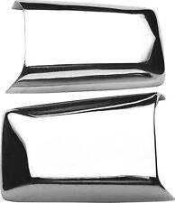 Chromblenden,Spiegel Spiegelabdeckungen APA passend für Mercedes W 126,CM126