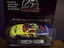 Dale Earnhardt Sr. 1/43 scale #3 1999 WRANGLER NASCAR 25th Anniversary SELECT