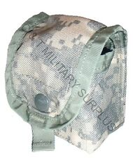 ACU Single Hand Grenade Pouch ACU Digital Used Good Condition