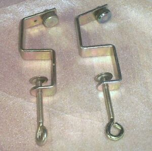 Table Clamps for ALL Brother standard ribber machine for double-bed machine
