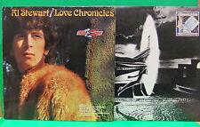 Al Stewart LP LOT Love Chronicles 1969 Import NM Jimmy Page, Past Present Future