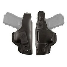 New! Desantis Dual Carry Leather Holster Glock 19 23 32 36 Black Right 033BAB6Z0