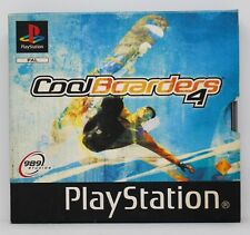 COOL BOARDERS 4 - PLAYSTATION PSX PS1 PLAY STATION 1 - PAL ESPAÑA COLD BOARDER