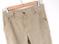 M1073 CARHARTT Pantalone Single Knee Pant Workwear Carpenter ORIGINALE Taglia 32X34