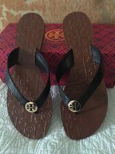 5f6de89e198eb6 Tory Burch Leather Sandals   Flip Flops for Women US Size 9