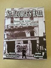 St. George's Hall by Anne Davenport, Mike Caveney Magic Words, 2001 1st edition