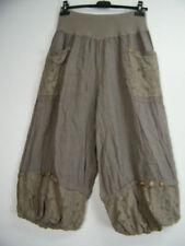 Pantaloni da donna ampi taglia taglia unica