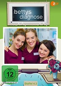 Bettys Diagnose Staffel 4.2 NEU OVP 3 DVDs