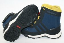 7149a4fc404e7 NEW Infant Toddler Sz 12 ADIDAS adiSnow ClimaHeat Navy Boots Sneakers Shoes