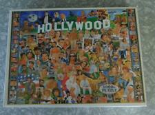 White Mountain Hollywood Movie Stars 1000-pc Jigsaw Puzzle #254 New/Sealed 2003