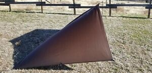 UL HIKER - Ultra Light 6 X 9 Shelter Coyote Brown NEW