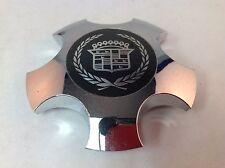 "97-99 Cadillac Catera Factory OEM Chrome Wheel Center Cap 4.25"" 90538078 CA46"