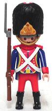 GRENADIER FRANZOSE SOLDAT Playmobil zu Grande Armee Napoleon 5581 CUSTOM RAR 504