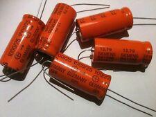 Electrolytic capacitor 1000µF/25V, Axial,B41588,B41593 Siemens/Germany, 5pcs